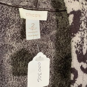Chicos heavy weight sweater long